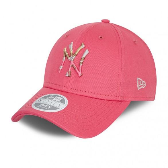 NY Yankees Logo Infill 9Forty
