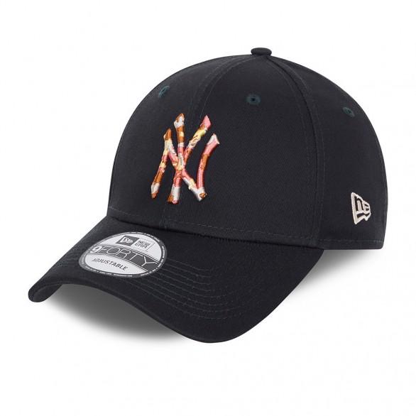 NY Yankees City Camo 9Forty