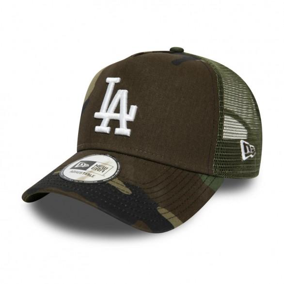 LA Dodgers A-Frame Trucker