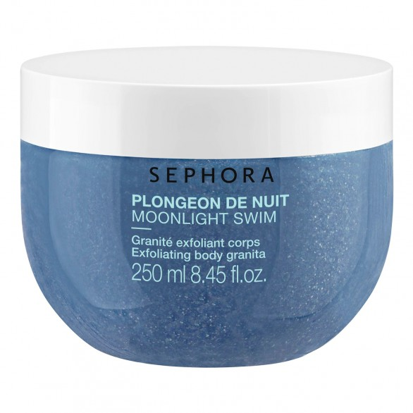 Sephora - Granité exfoliant corps Plongeon de nuit - 250 ml